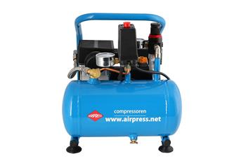 AIRPRESS Kompressor L 6-95 silent